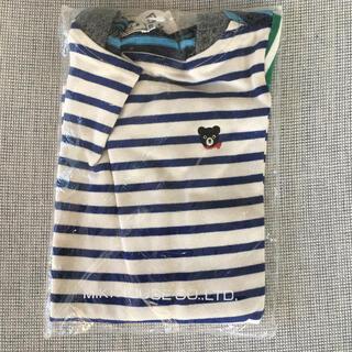 mikihouse - ミキハウス ダブルビー 長袖Tシャツ 120