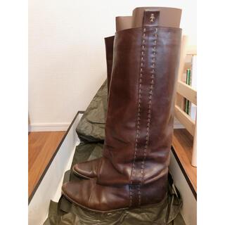 アパルトモンドゥーズィエムクラス(L'Appartement DEUXIEME CLASSE)のアパルトモン別注 HENRY BEGUELIN エンリーベグリンペコスブーツ (ブーツ)
