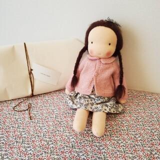 ボンポワン(Bonpoint)の新品 Little kin studio ドール Large(人形)
