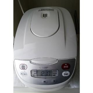タイガー(TIGER)のタイガー炊飯器 炊きたてJBH-G102W(炊飯器)