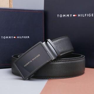 トミーヒルフィガー(TOMMY HILFIGER)の人気品 Tommy Hilfiger ベルト 美品 エレガント 本革(ベルト)