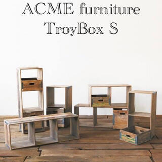 JOURNAL STANDARD - ACME Furniture Troy box S for OPEN SHELF