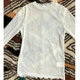 KBF - シースルーTシャツ シースルー