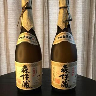 森伊蔵 720ml 2本セット(焼酎)