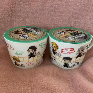 集英社 - 鬼滅の刃 ローソン コラボ マグカップ 2種類1個ずつ
