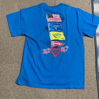 Columbia - コロンビアフィッシング柄入りtシャツ♡usサイズ新品未使用早い者勝ち