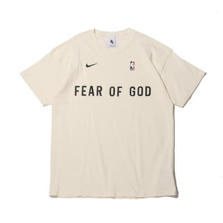 FEAR OF GOD - NIKE FEAR OF GOD M NRG W TOP アイボリー