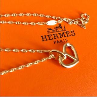 Hermes - 激レア エルメス HERMES シェーヌダンクル ネックレス