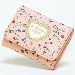 LADUREE - GLOW 12月号付録 三つ折りミニ財布 レ・メルヴェイユーズ ラデュレ