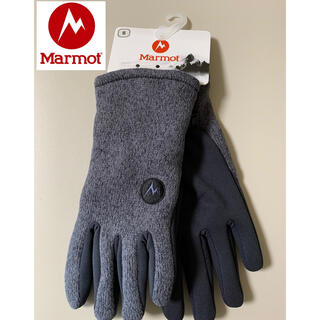 MARMOT - 新品タグ付き Marmot Knit Fleece Glove Sサイズ