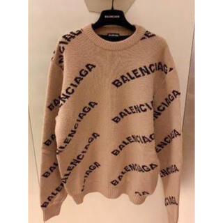 Balenciaga - タイムセール バレンシアガ ニット ベージュ