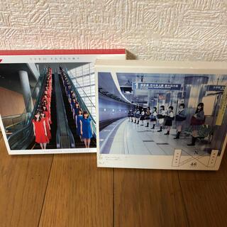 ノギザカフォーティーシックス(乃木坂46)の乃木坂アルバム それぞれの椅子 透明な色(アイドル)