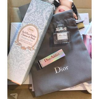クリスチャンディオール(Christian Dior)の3点 ディオール マキシマイザーミニサイズ ミスディオール SABON 洗顔(その他)