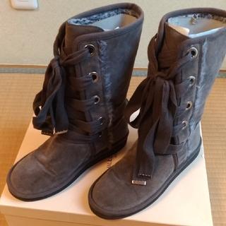 JILLSTUART - ジルスチュアート ブーツ(グレー)