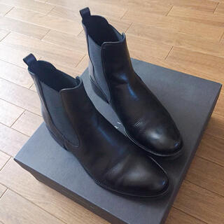IENA - IENAイエナ☆サイドゴア ブーツ ブラック 黒 37