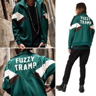 グラム(glamb)のglamb FUZZY TRAMP jersey ファジートランプジャージ③(ジャージ)