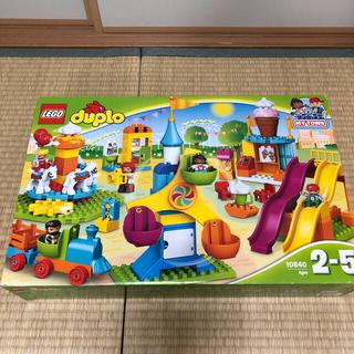 Lego - レゴデュプロ おおきな遊園地 10840
