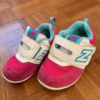 New Balance - ニューバランス キッズ 靴 13.5