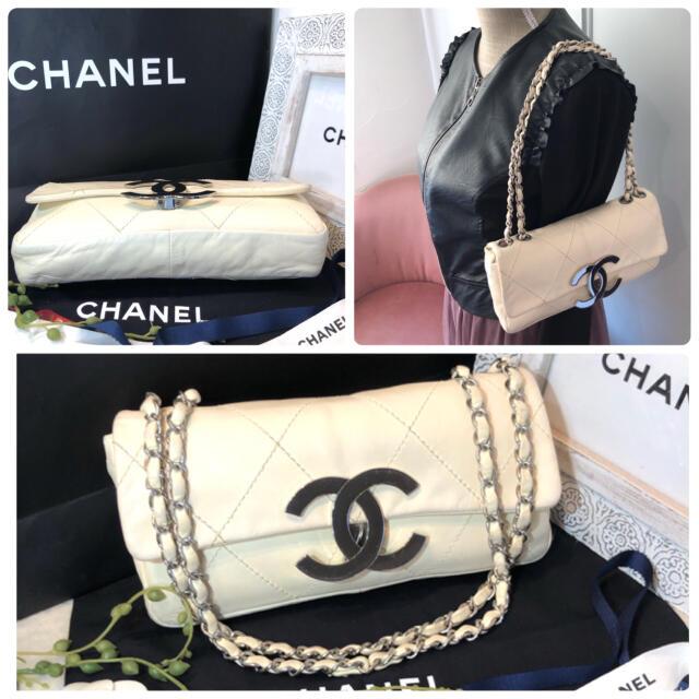 CHANEL(シャネル)の【売り切れました】シャネル チェーンショルダーバッグ デカココ レディースのバッグ(ショルダーバッグ)の商品写真