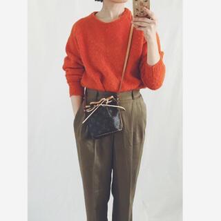 ドットアンドストライプスチャイルドウーマン(Dot&Stripes CHILDWOMAN)のクルーネック セーター ニット(ニット/セーター)