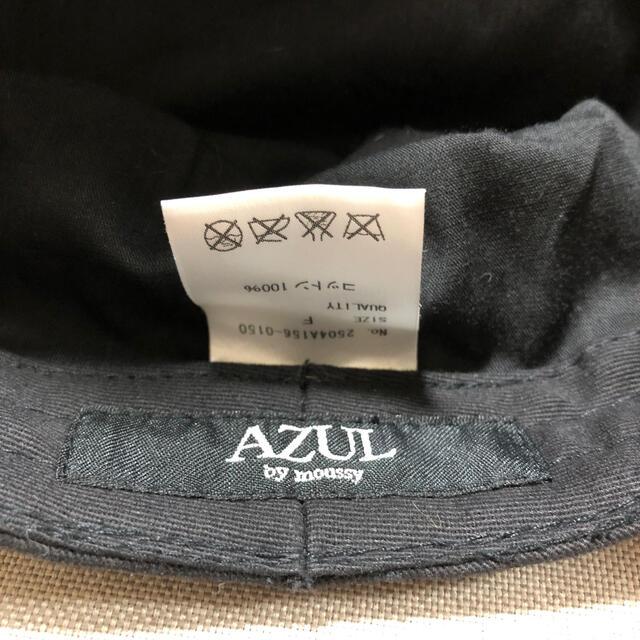 AZUL by moussy(アズールバイマウジー)のアズール AZUL キャップ 帽子 マウジー レディースの帽子(キャップ)の商品写真