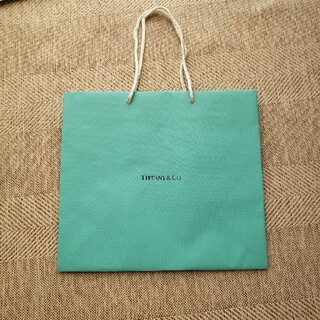 ティファニー(Tiffany & Co.)のティファニーショッパー(ショップ袋)