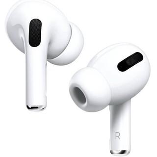 アップル(Apple)の【新品・正規品】Apple AirPods Pro ノイズキャンセリング(ヘッドフォン/イヤフォン)