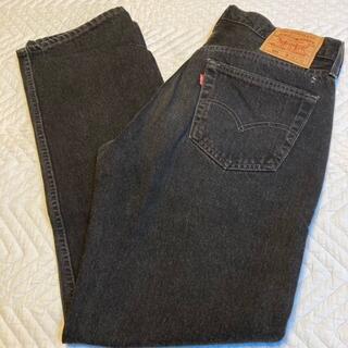 Levi's - Vintage  Levis501 Black Denim pants