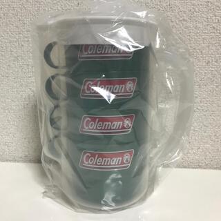 コールマン(Coleman)のコールマン オリジナルプラカップ 非売品 値引き!(食器)