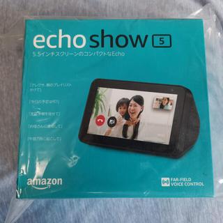 エコー(ECHO)のAmazon echo show 5(その他)