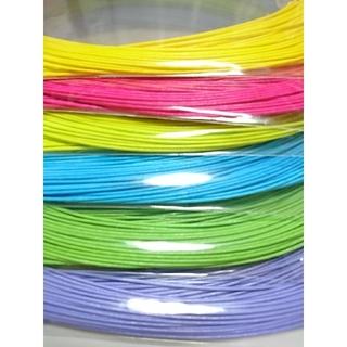 色 水引 素材 6色セット 計180本 (各種パーツ)