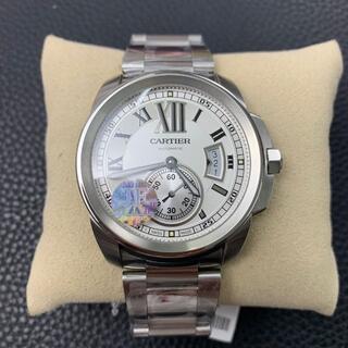 激レア!!!カルティエ Cartier カリブル メンズ 腕時計 自動巻