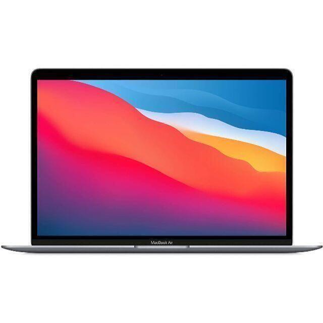 Apple(アップル)の【512GB】Apple MacBook Air Apple M1 Chip スマホ/家電/カメラのPC/タブレット(ノートPC)の商品写真