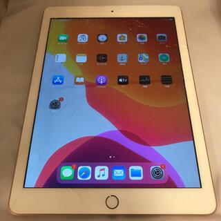 iPad - SIMフリー ソフトバンク iPad6 32GB 画面割れ (10-23)