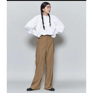 BEAUTY&YOUTH UNITED ARROWS - <6(ROKU)>CHECK SET UP PANTS/パンツ