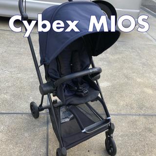 サイベックス(cybex)の【美品】cybex mios (ベビーカー/バギー)