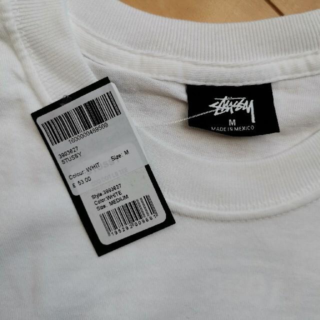 STUSSY(ステューシー)のCDG x STUSSY longsleeve T shirt Mサイズ メンズのトップス(Tシャツ/カットソー(七分/長袖))の商品写真