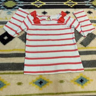 ケイトスペードニューヨーク(kate spade new york)のケイトスペード ロンT110サイズくらい(Tシャツ/カットソー)