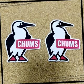 チャムス(CHUMS)のCHUMS チャムス ステッカー 2枚(その他)