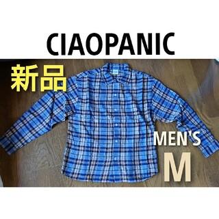 Ciaopanic - 新品 CIAOPANIC メンズ チェックシャツ