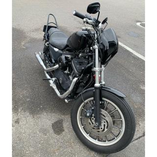 Harley Davidson - ハーレーダビッドソン 883R インジェクション
