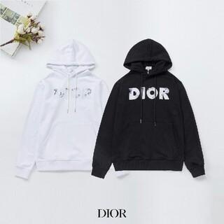 クリスチャンディオール(Christian Dior)の[2枚16000円送料込み] Dior パーカー 長袖 男女兼用(パーカー)