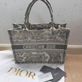 Christian Dior - ディオール ブックトートスモールサイズ