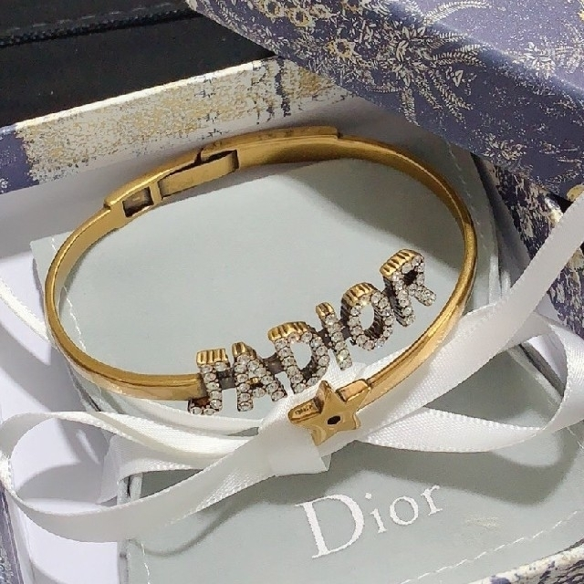 Dior(ディオール)のDIORバングル レディースのアクセサリー(ブレスレット/バングル)の商品写真