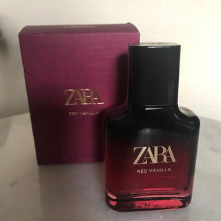 ZARA - ZARA 香水💓 red vanilla 30ml フレグランス クリスマス