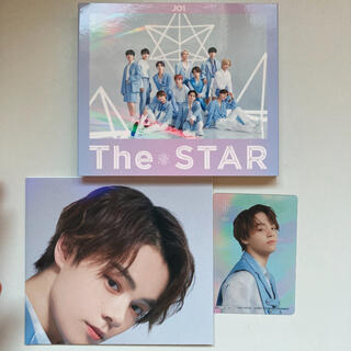 The STAR 通常盤 鶴房汐恩セット