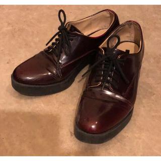 ZARA - ZARA ザラ レディース  靴 革靴 24cm