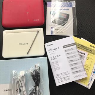 カシオ(CASIO)のカシオ電子辞書 フランス語 CASIO XD-U7200 (その他)