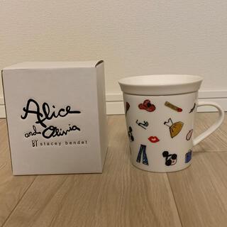 アリスアンドオリビア(Alice+Olivia)のアリスアンドオリビア/ノベルティー/マグカップ/食器(その他)