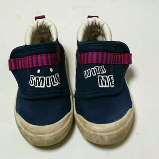 アカチャンホンポ(アカチャンホンポ)のベビー靴  13.5cm (スニーカー)